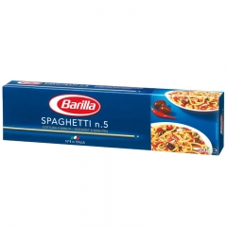 Spaghetti 5 - photo ambalaze