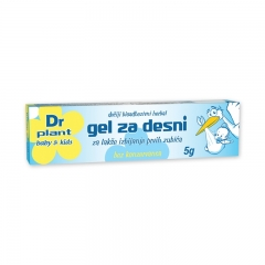 Dr Plant Baby herbal Gel - photo ambalaze