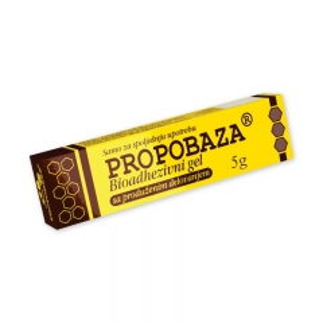Propobaza gel 5g - photo ambalaze