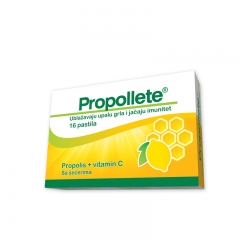 Propollete - photo ambalaze