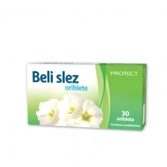 Protect Beli Slez 30 oribleta - photo ambalaze
