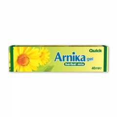 Quick Arnika Gel 40ml - photo ambalaze