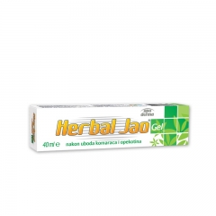 Apo Derma Herbal Jao Gel 40ml - photo ambalaze