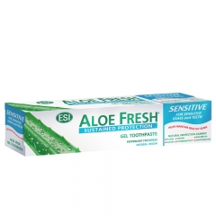 Pasta za zube Aloe Fresh Sensitive 100ml - photo ambalaze