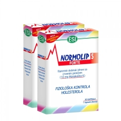 Normolip 5 Forte 2-pack - photo ambalaze