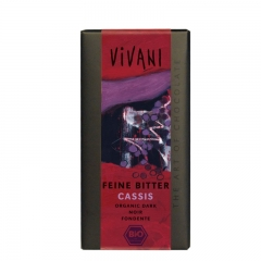 Dark Cassis Chocolate - photo ambalaze