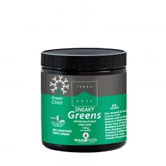 Sneaky Greens 180g - photo ambalaze