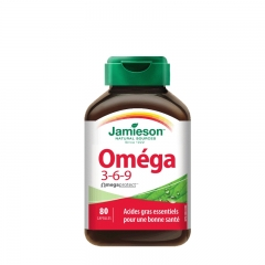 Omega 3-6-9 80 kapsula - photo ambalaze