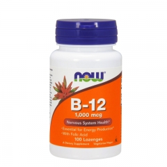 Vitamin B-12 - photo ambalaze