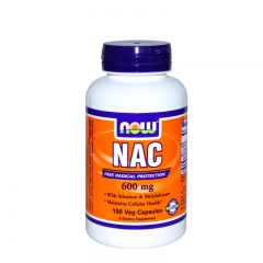 Nac 600mg 100 kapsula - photo ambalaze