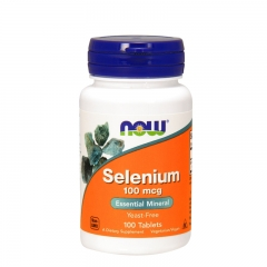Selenium 100mcg 100 tableta - photo ambalaze