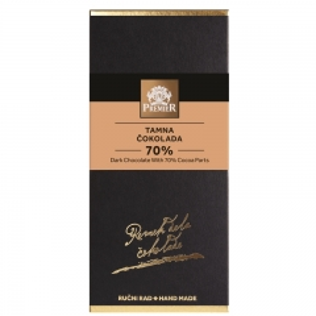 Tamna čokolada 70% - photo ambalaze