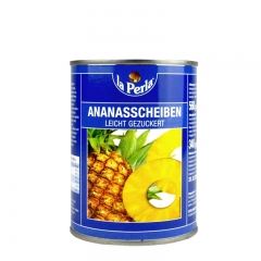 Ananas kolutovi 580ml - photo ambalaze