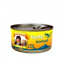 Tuna komadi 170g - photo ambalaze