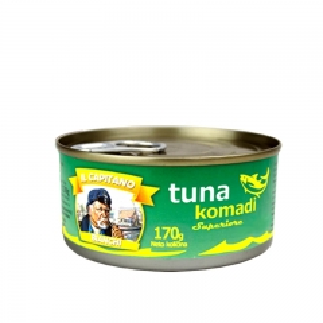 Tuna komadi Superior 170g - photo ambalaze
