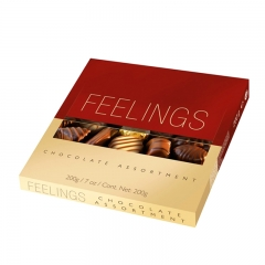 Feelings bombonjera - photo ambalaze