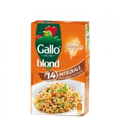 Blond Integrale 500g - photo ambalaze