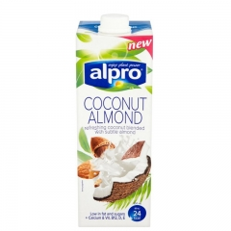 Coconut Almond Drink - photo ambalaze