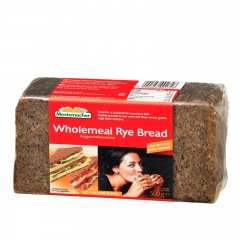 Wholemeal Rye Bread - photo ambalaze