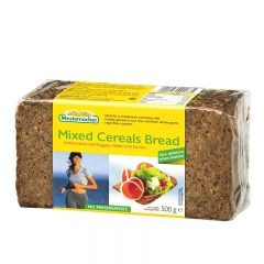 Mixed Cereals Bread - photo ambalaze
