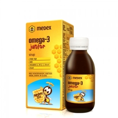 Omega 3 Junior - photo ambalaze