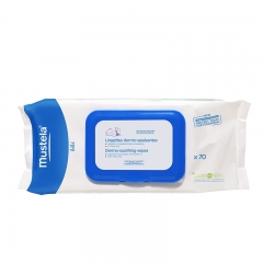 Dermo-soothing Wipes - photo ambalaze