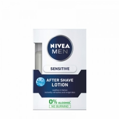 Nivea Men Sensitive After Shave Lotion - photo ambalaze