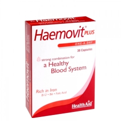 Haemovit Plus 30 kapsula - photo ambalaze