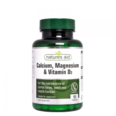 Kalcijum magnezijum vitamin D 90 tableta - photo ambalaze