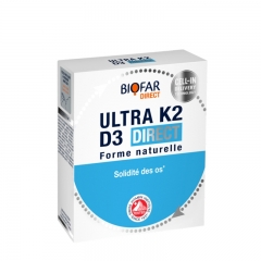 Ultra K2 D3 Direct 14 kesica - photo ambalaze
