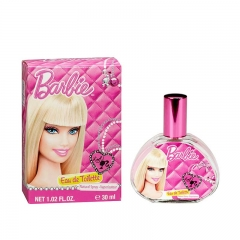 Dečiji parfem Barbie 30ml - photo ambalaze