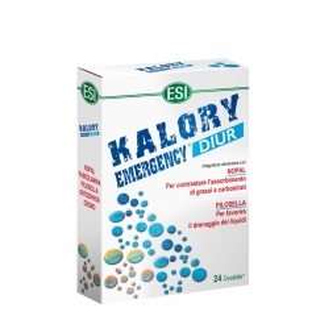 Kalory Energency Diur 24 tablete - photo ambalaze