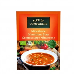 Supa minestrone 50g - photo ambalaze