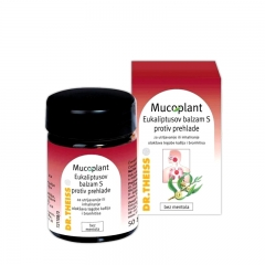Mucoplant Balsam 50g - photo ambalaze