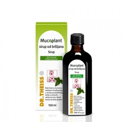 Mucoplant 100ml - photo ambalaze