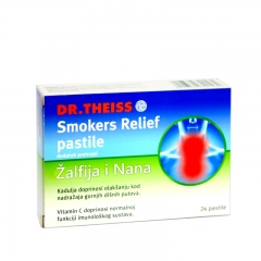 Smokers Relief - photo ambalaze