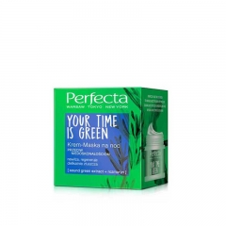 Your Time is Green krema - photo ambalaze