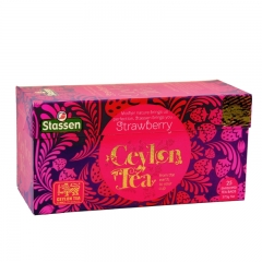 Ceylon Tea Strawberry - photo ambalaze