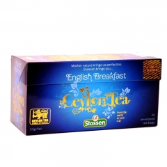 Ceylon Tea English Breakfast 25 kesica - photo ambalaze