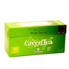 Pure Ceylon Green Tea - photo ambalaze
