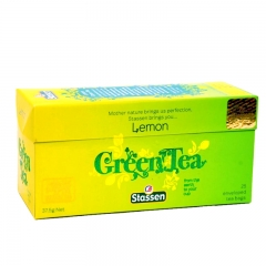 Green Tea Lemon - photo ambalaze