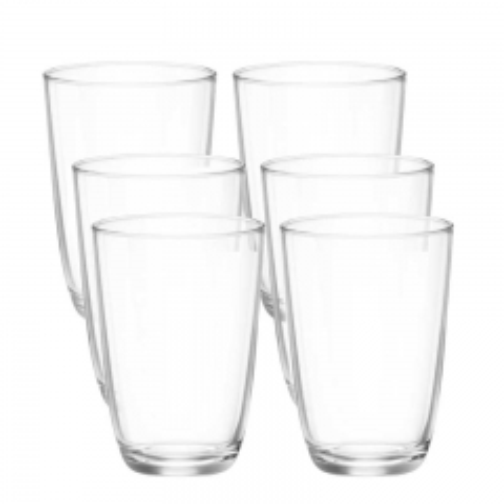 Iris Long Drink čaša 6 kom - photo ambalaze