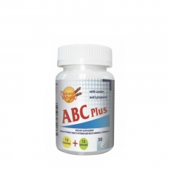 ABC Plus 30 tableta - photo ambalaze