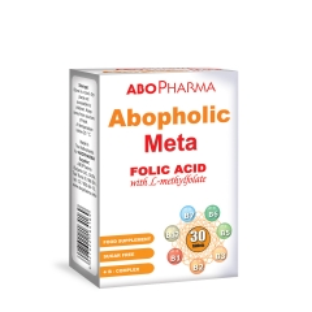 Abopholic Meta 30 tableta - photo ambalaze