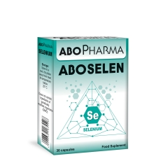 AboSelen 50mcg 30 kapsula - photo ambalaze