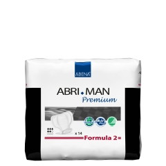 Abri Man Formula 2 14 komada - photo ambalaze
