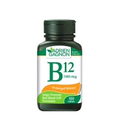 Vitamin B12 1000mg 100 tableta - photo ambalaze