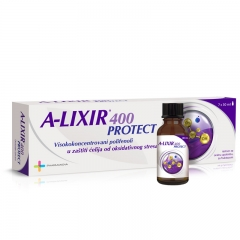 A-Lixir 400 Protect 7 x 30ml - photo ambalaze