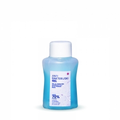 Anti bakterijski gel za ruke 70ml - photo ambalaze