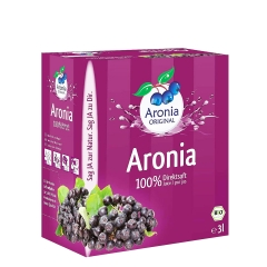 Bio Aronia 3L - photo ambalaze